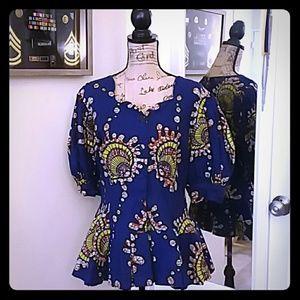 Tops - Batik Vintage Top
